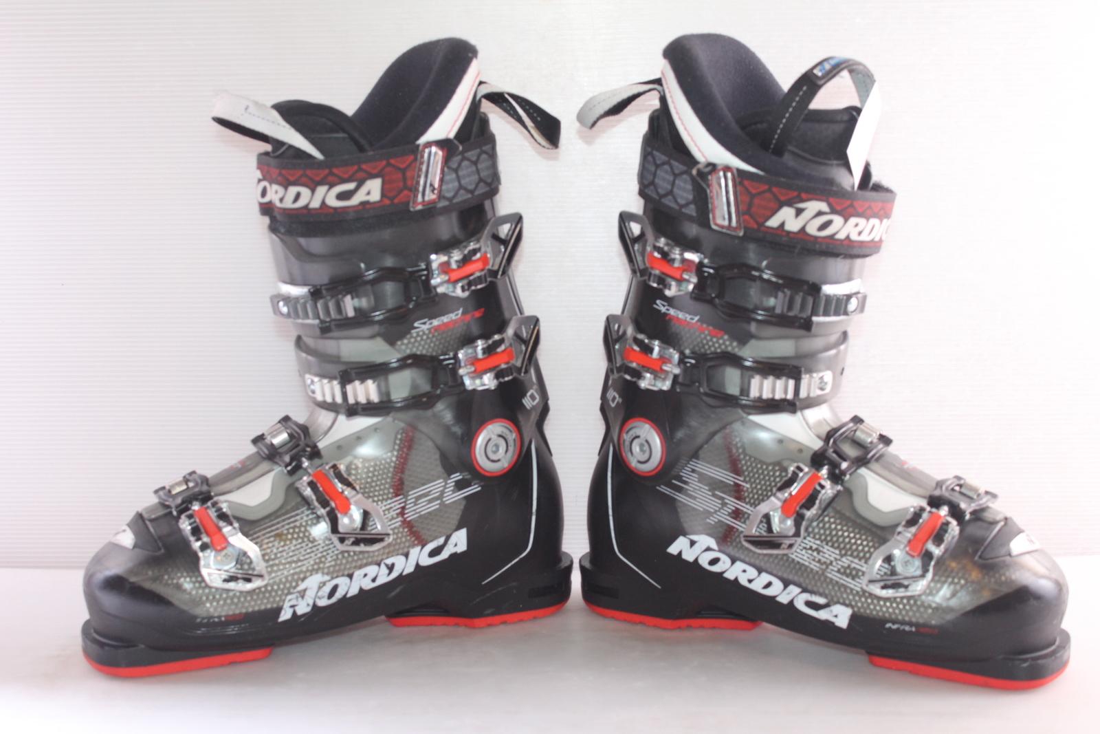 Lyžařské boty Nordica Speed Machine 110 R vel. EU41 flexe 110