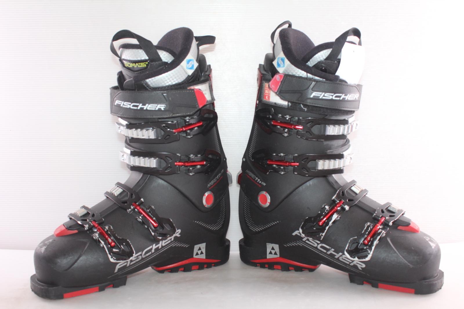 Lyžařské boty Fischer Hybrid 11+ XTR vel. EU41 flexe 90