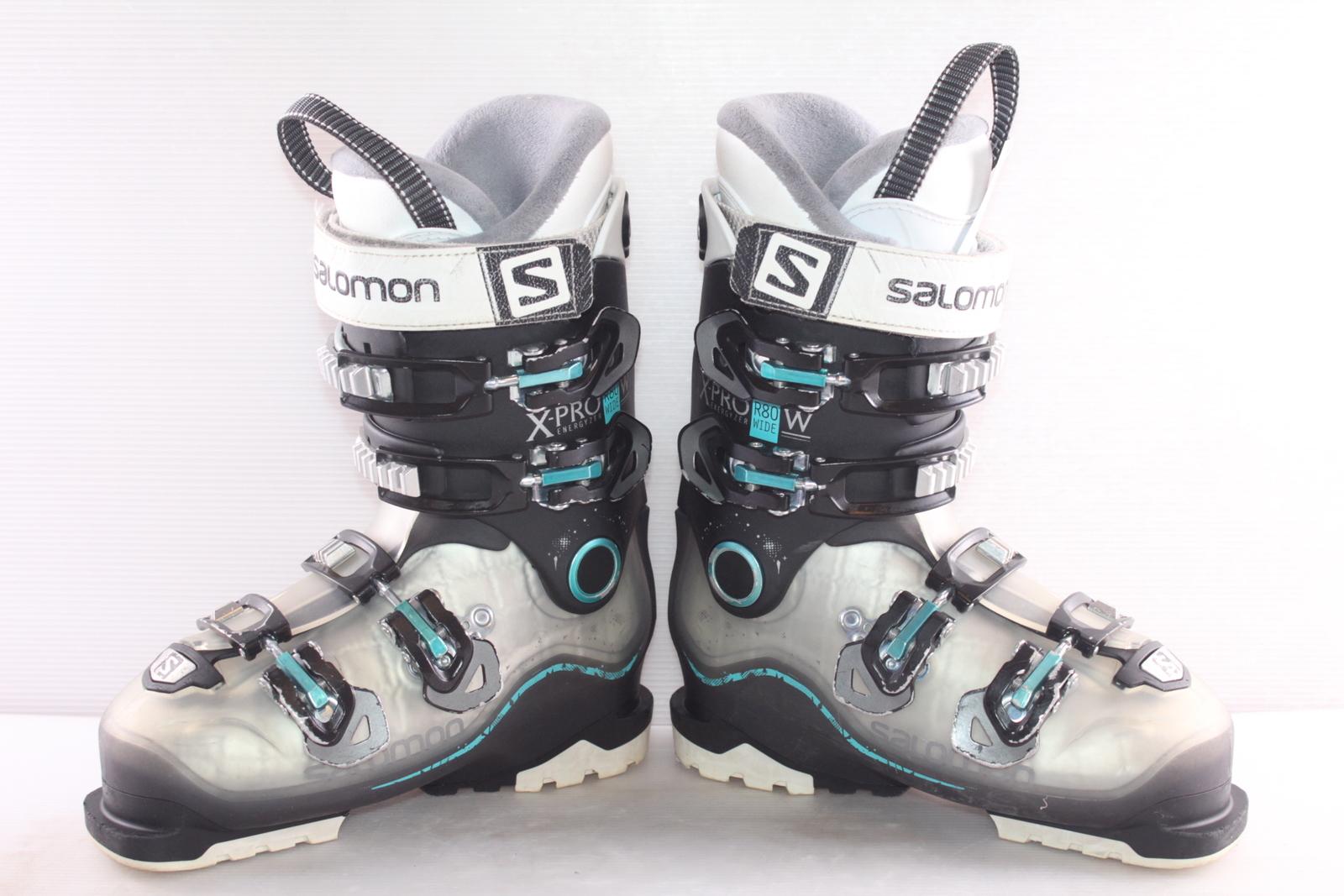 Dámské lyžáky Salomon X Pro R80 W vel. EU37 flexe 80