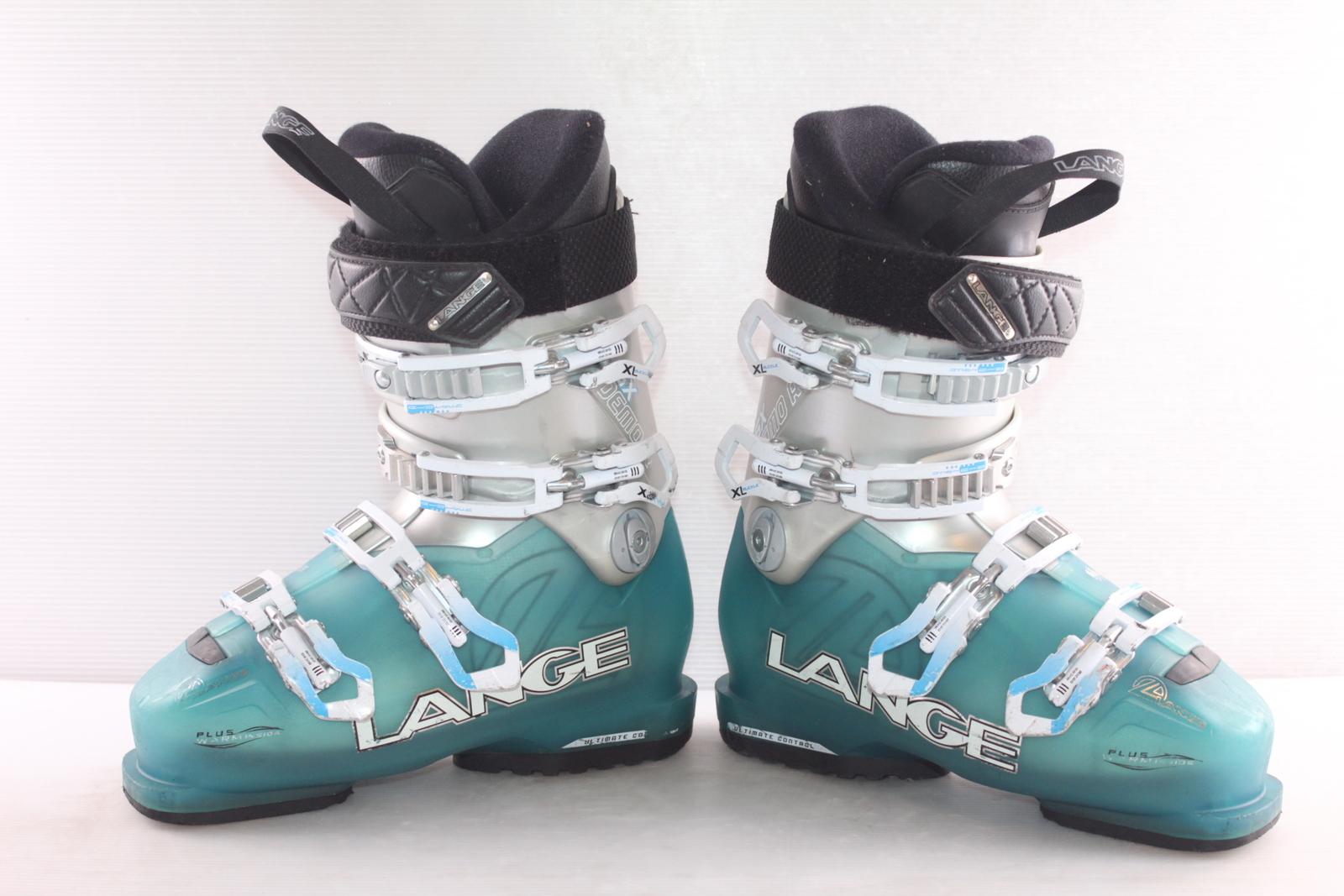 Dámské lyžáky Lange SX Demo R vel. EU36 flexe 80