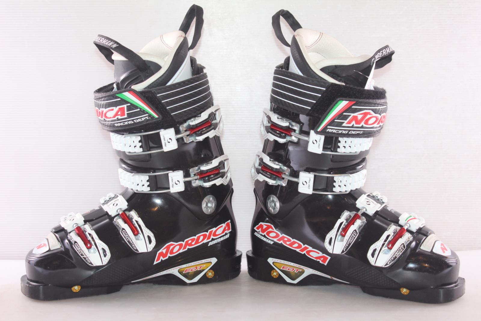 Lyžařské boty Nordica Dobermann PRO  130 vel. EU37 flexe 130