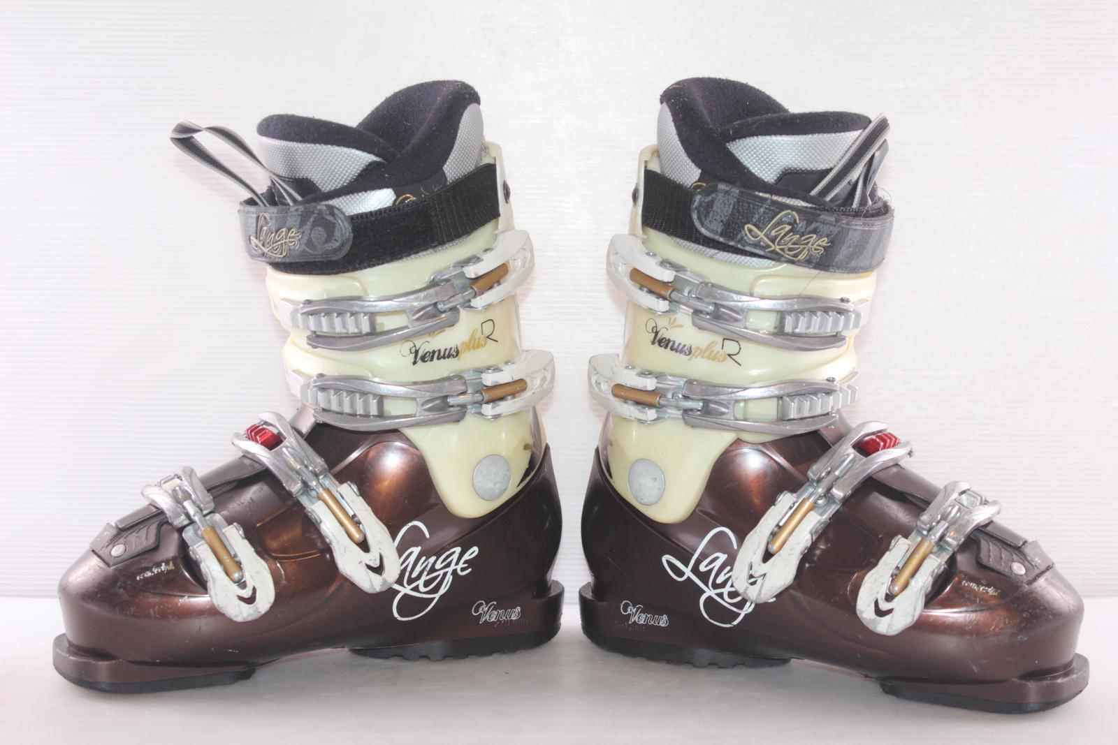 Dámské lyžáky Lange Venus plus R vel. EU37 flexe 70
