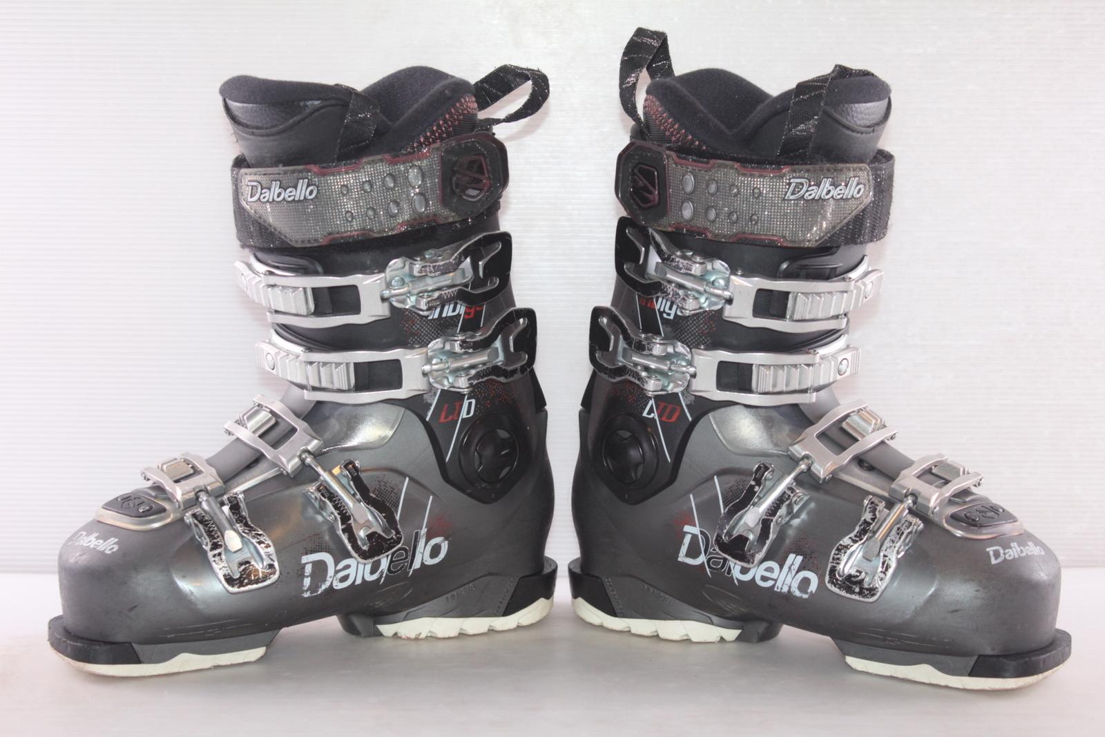 Dámské lyžáky Dalbello Indigo Ltd vel. EU37 flexe 70