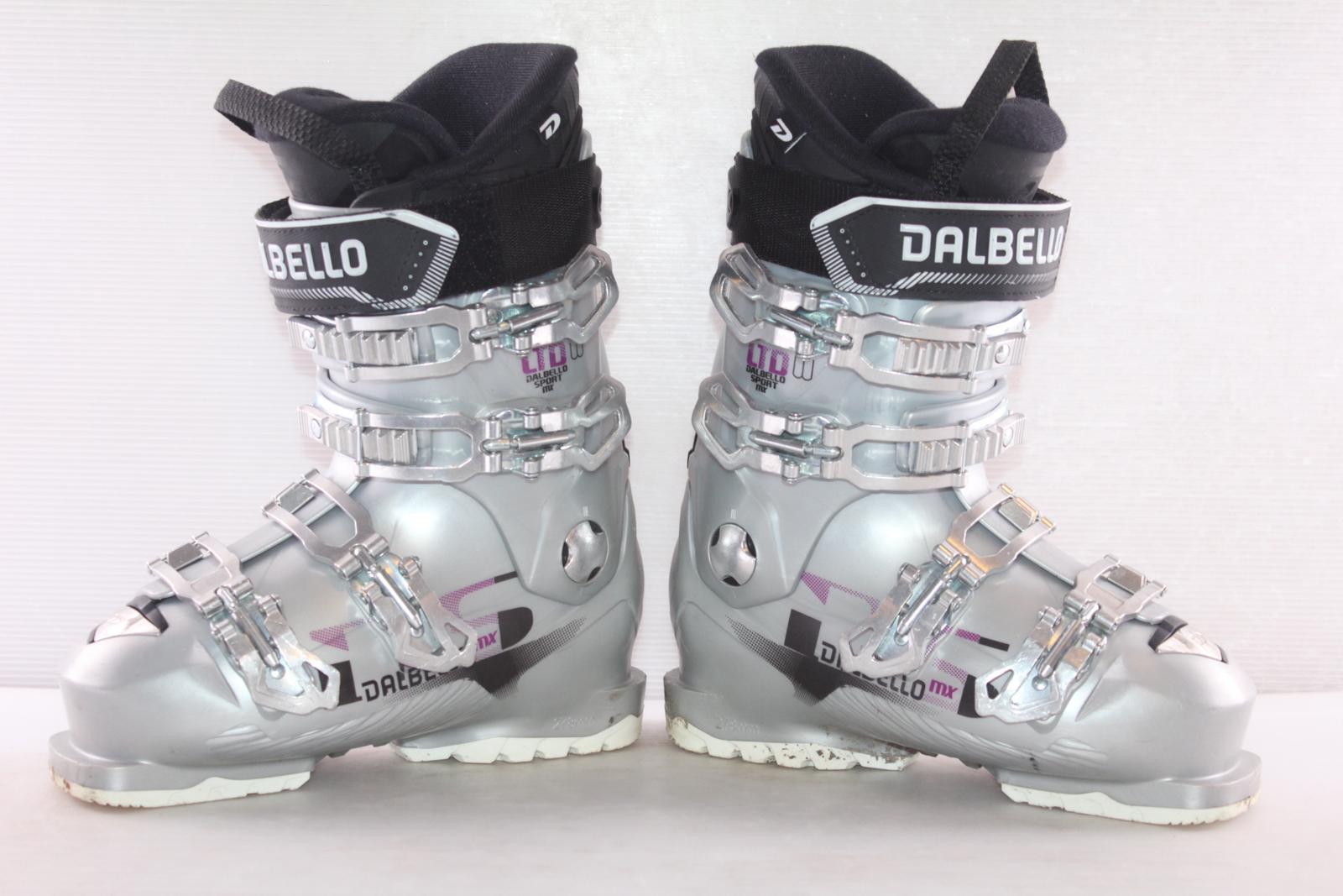 Dámské lyžáky Dalbello Sport MX W vel. EU37 flexe 70