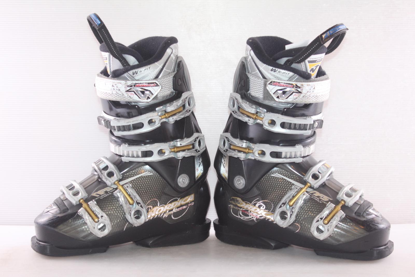 Dámské lyžáky Nordica Sport Machine NFS 80W vel. EU37 flexe 80
