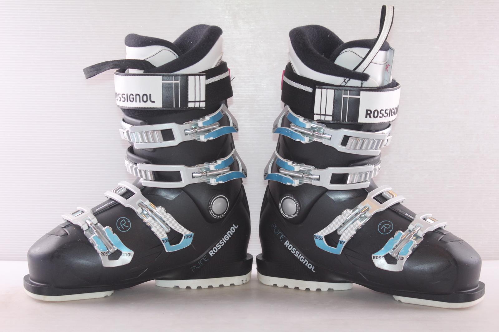 Dámské lyžáky Rossignol Pure vel. EU37 flexe 80