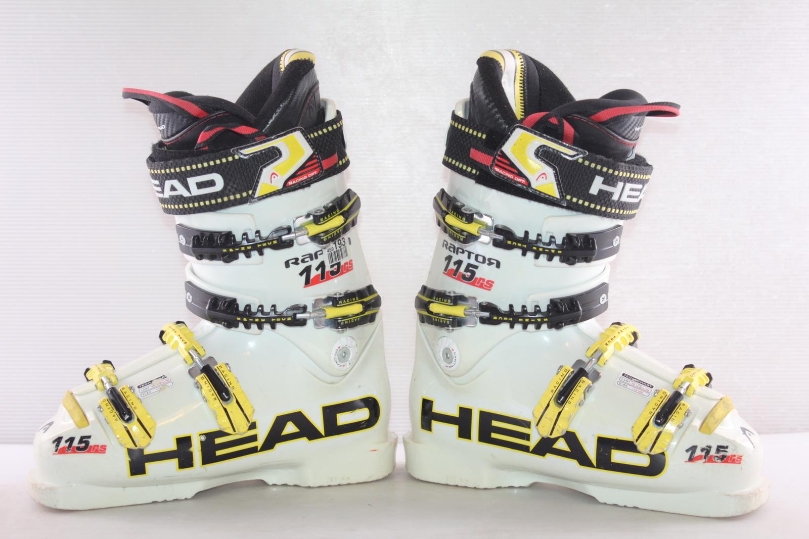 Lyžařské boty Head Raptor 115 RS vel. EU38 flexe 115