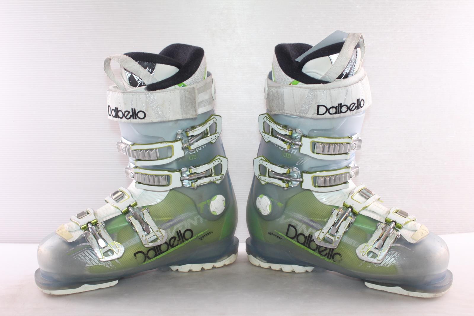Dámské lyžáky Dalbello Avanti  LTD W vel. EU38 flexe 70