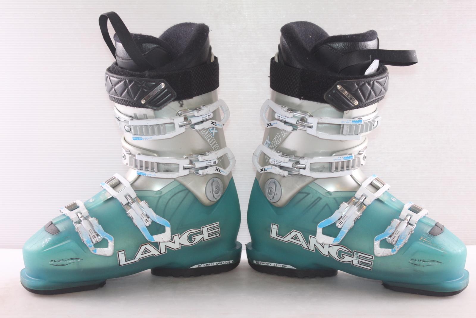 Dámské lyžáky Lange SX Demo R vel. EU38 flexe 80