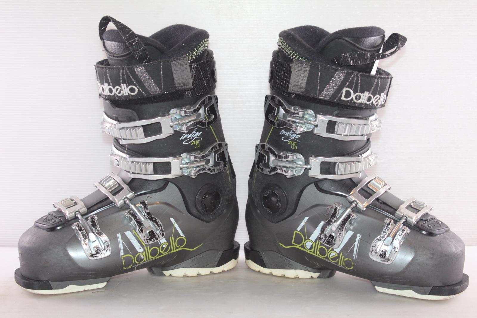 Dámské lyžáky Dalbello Indigo Sport Ltd vel. EU38.5 flexe 80