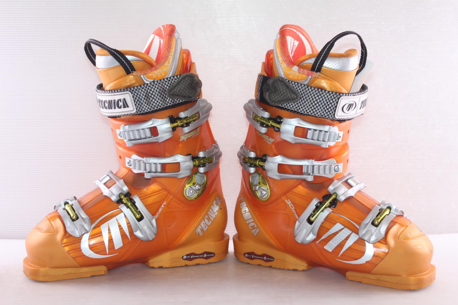 Lyžařské boty Tecnica Diablo Fire vel. EU38.5 flexe 100