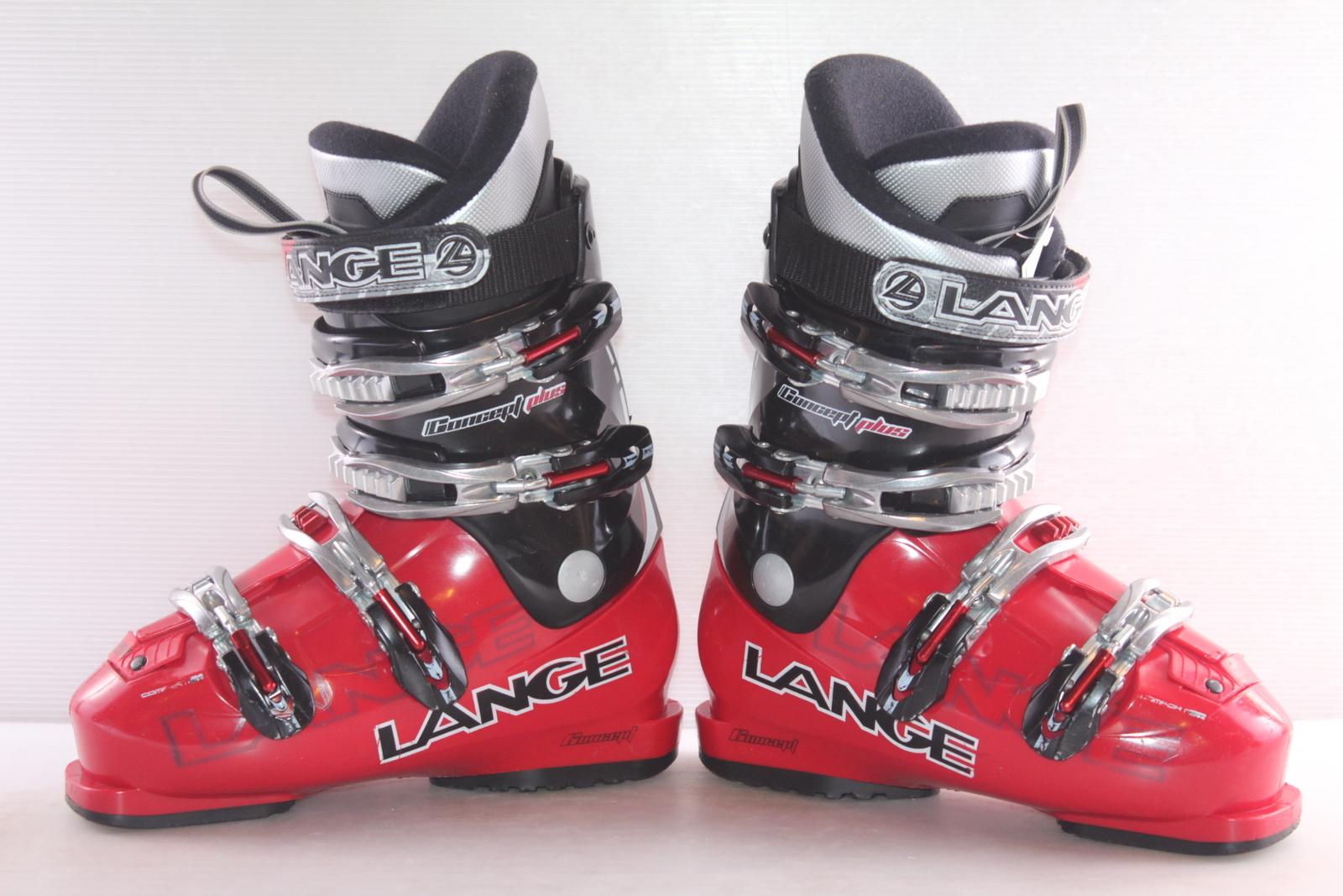 Lyžařské boty Lange Concept plus vel. EU38.5 flexe 90