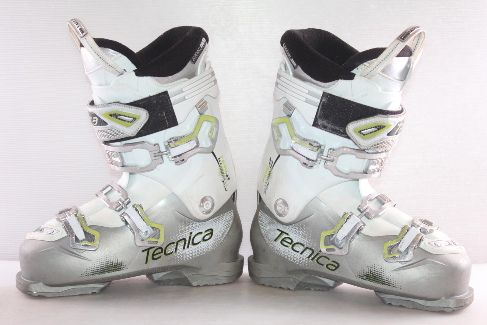 Dámské lyžáky Tecnica Ten.2 RT 75 W vel. EU39 flexe 75