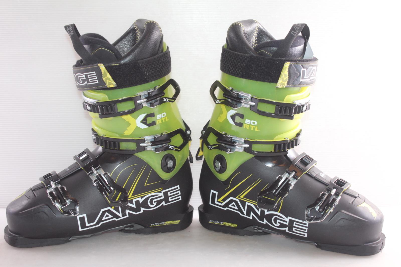 Dámské lyžáky Lange XC 80 RTL vel. EU40 flexe 80
