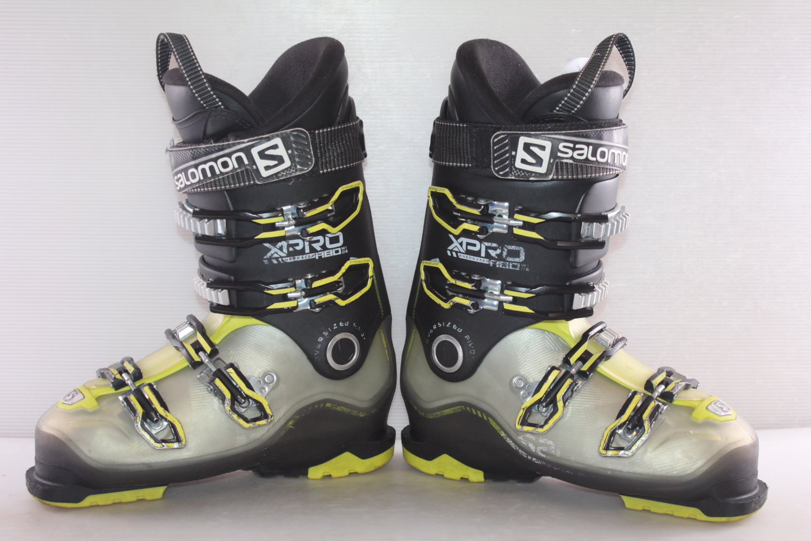 Lyžařské boty Salomon X Pro R80 W wide vel. EU40.5 flexe 80
