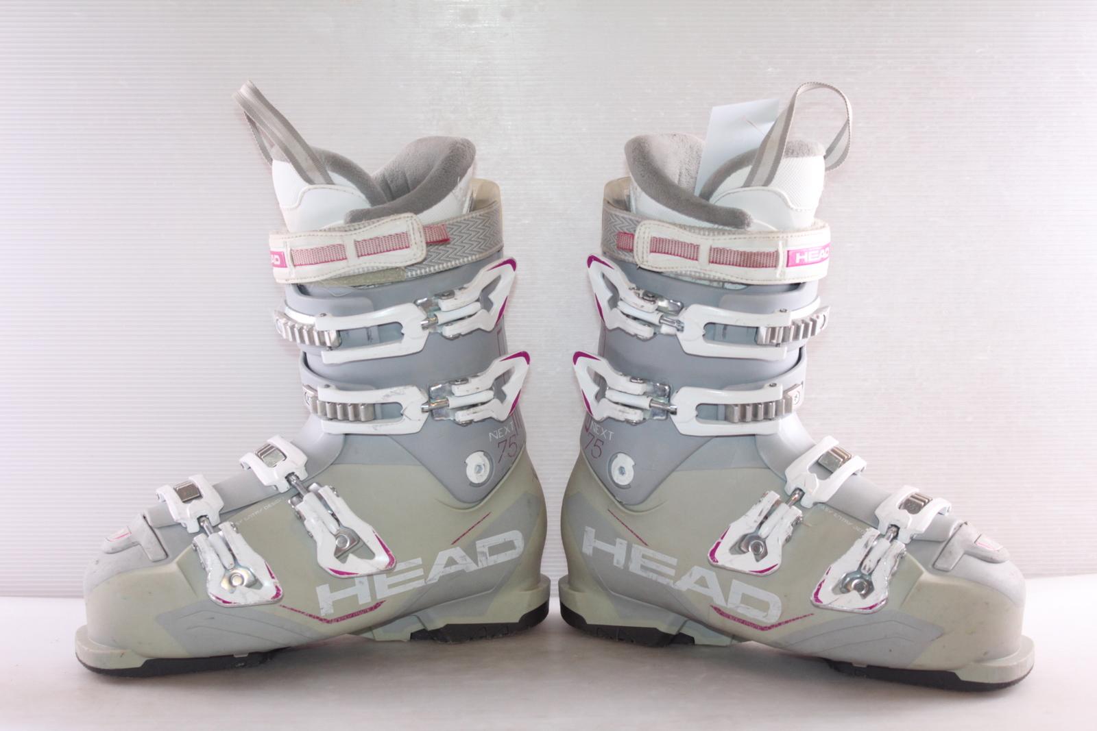 Dámské lyžáky Head NExt Edge 75 vel. EU40.5 flexe 75