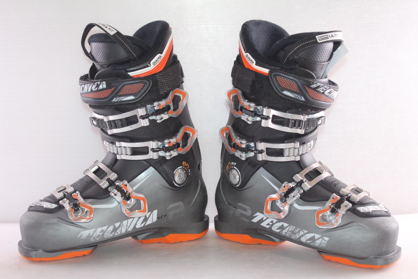 Lyžařské boty Tecnica TEN.2 80RT vel. EU40.5 flexe 80