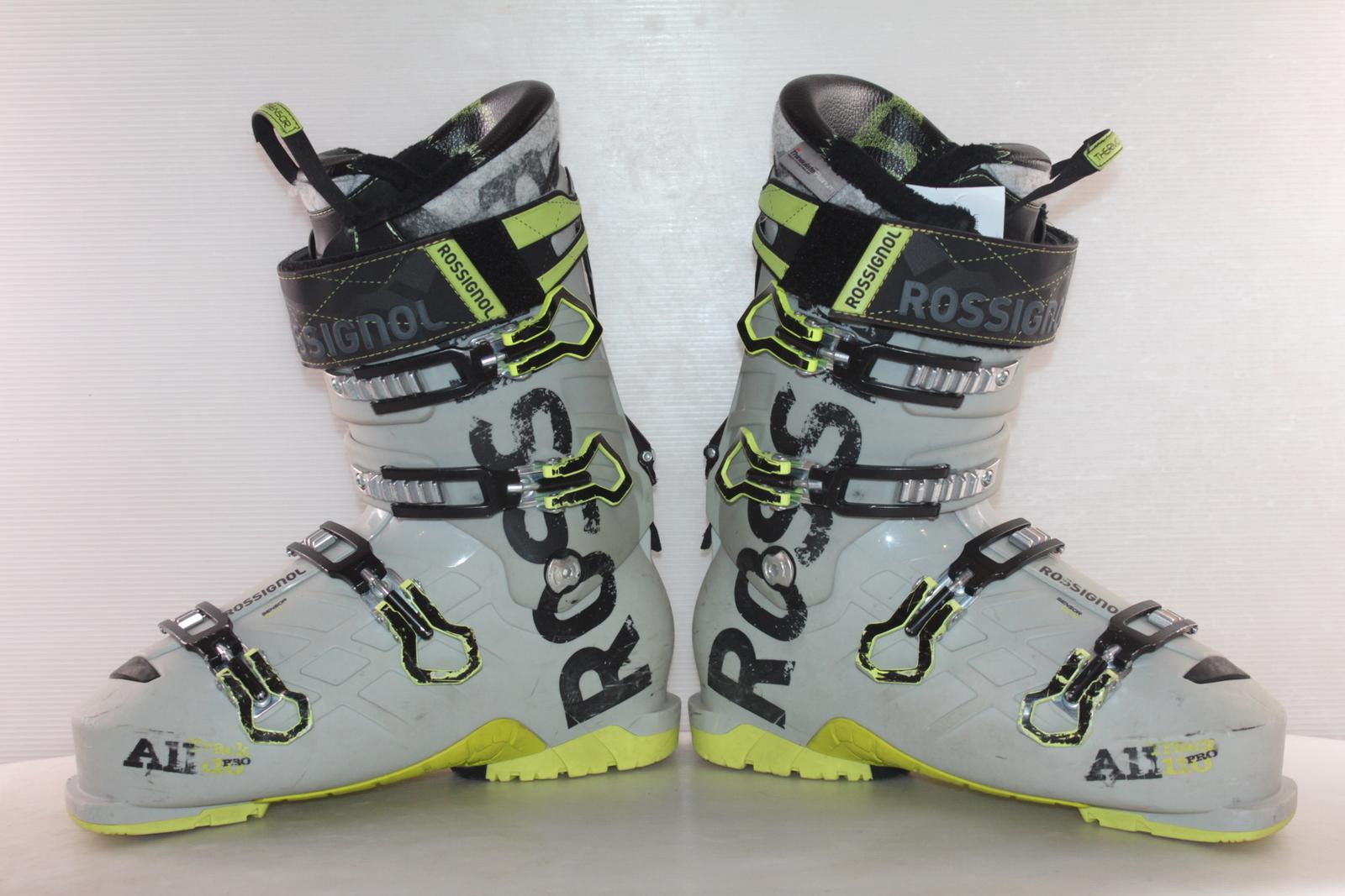 Lyžařské boty Rossignol All Track 110 Pro vel. EU43.5 flexe 110