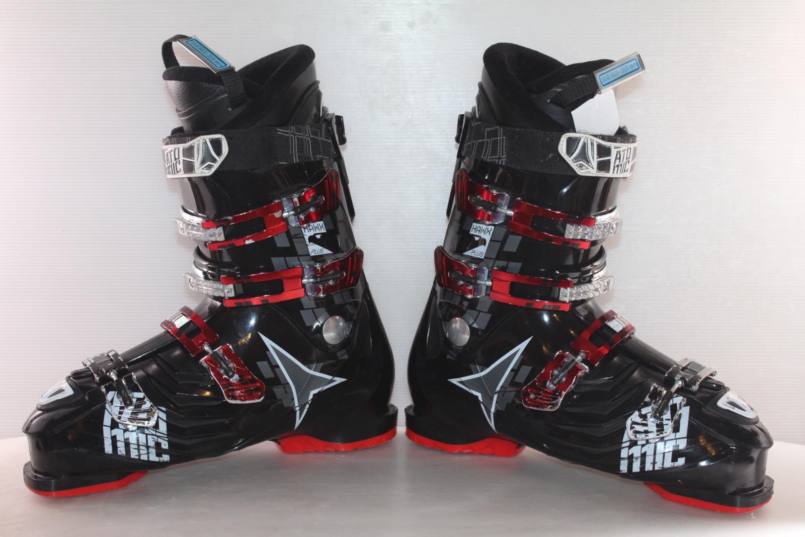 Lyžařské boty Atomic Hawx plus vel. EU46.5 flexe 90