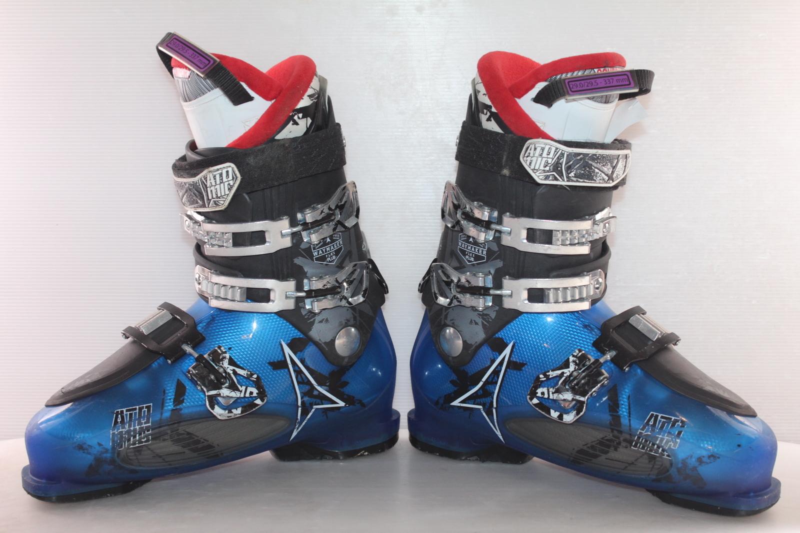 Lyžařské boty Atomic Way Maker Flex plus vel. EU45 flexe 90