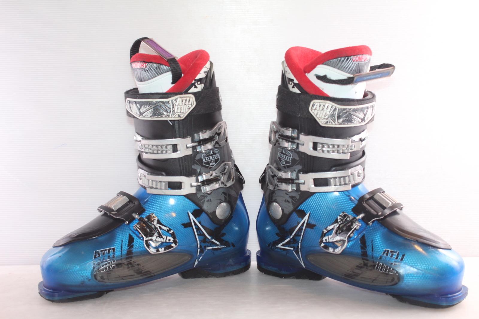 Lyžařské boty Atomic Way Maker Flex plus vel. EU45 flexe 80