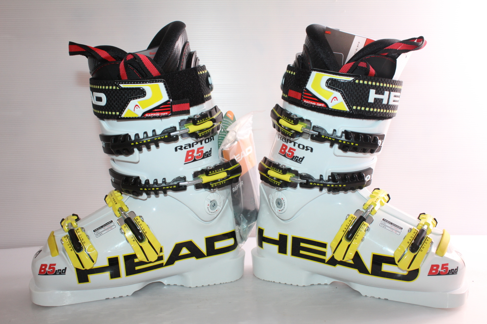 Lyžařské boty Head Raptor B5 rd vel. EU36 flexe 110