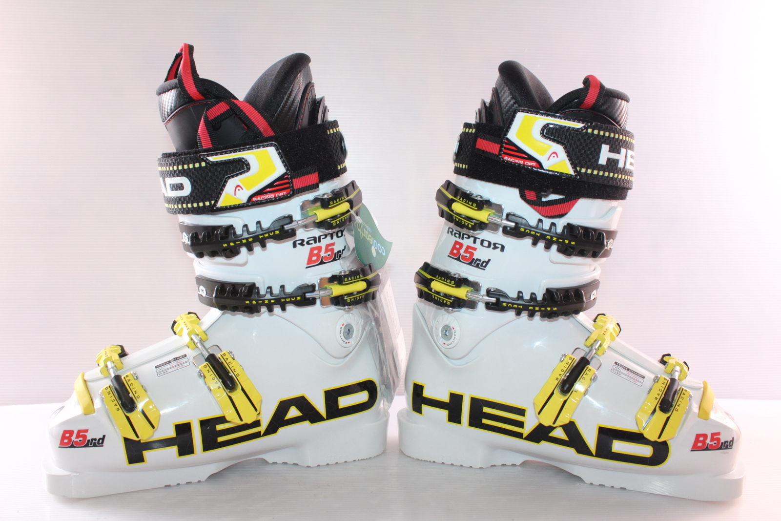 Lyžařské boty Head Raptor B5 rd vel. EU37 flexe 110