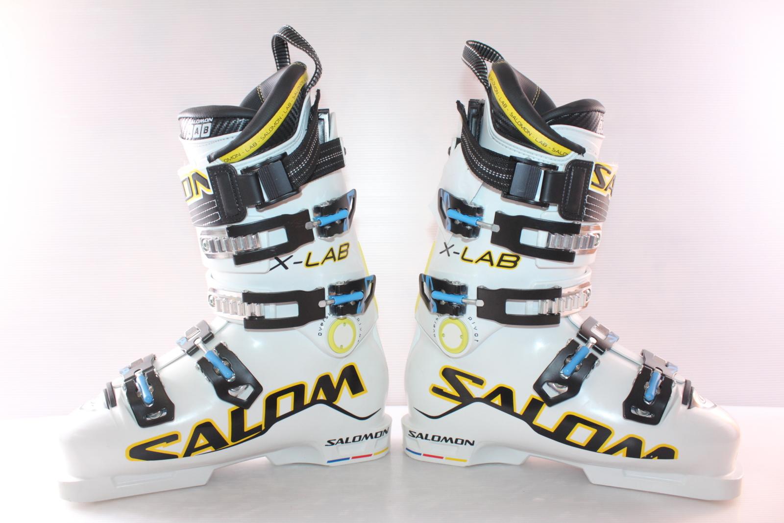 Lyžařské boty Salomon X-Lab vel. EU41 flexe 130