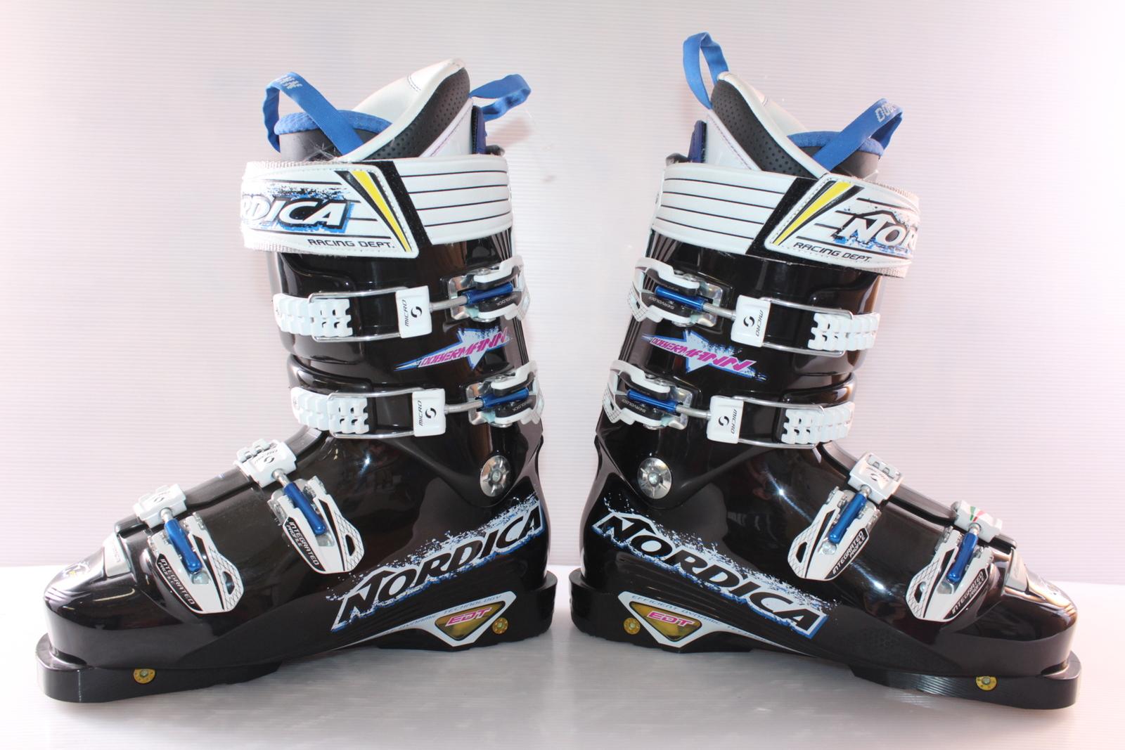 Lyžařské boty Nordica Dobermann PRO  130 vel. EU41 flexe 130