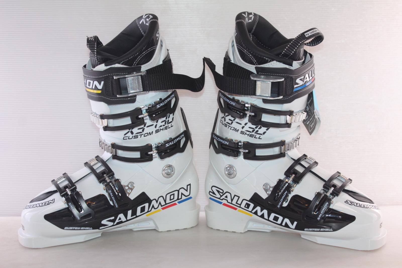 Lyžařské boty Salomon X3-130 vel. EU41 flexe 130