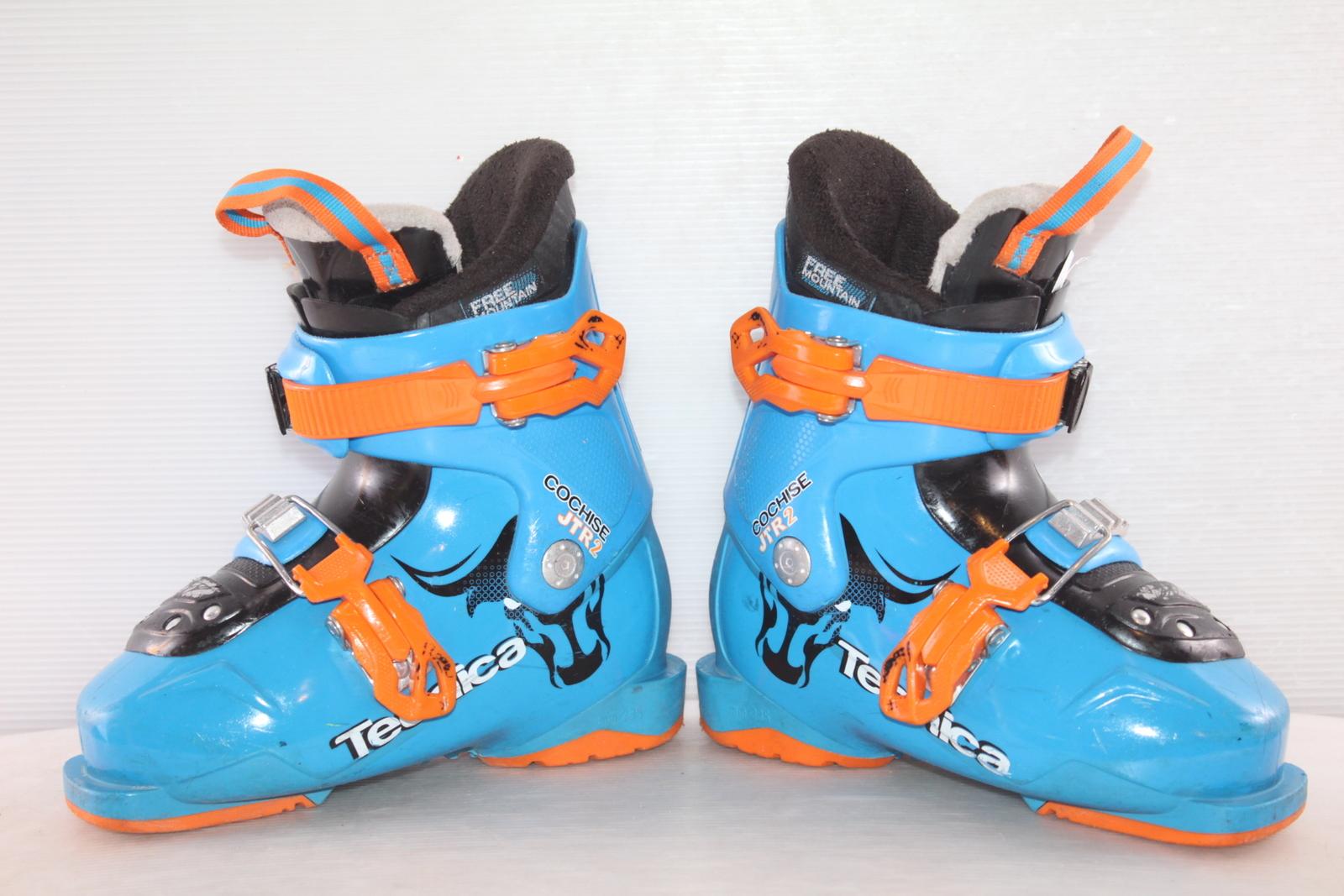Dětské lyžáky Tecnica Cochise JT 2 R vel. EU29