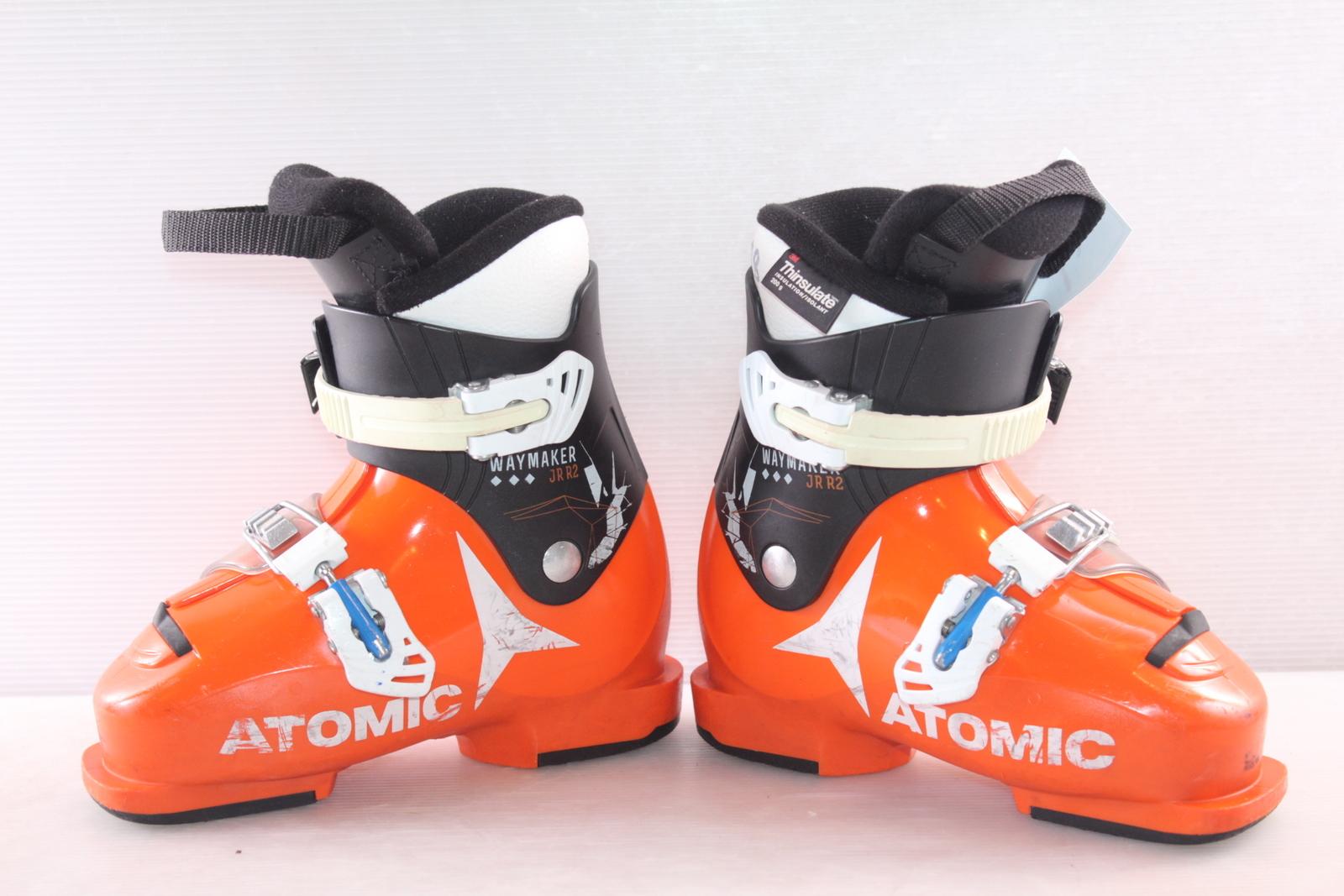 Dětské lyžáky Atomic Way Maker JR R2 vel. EU28.5