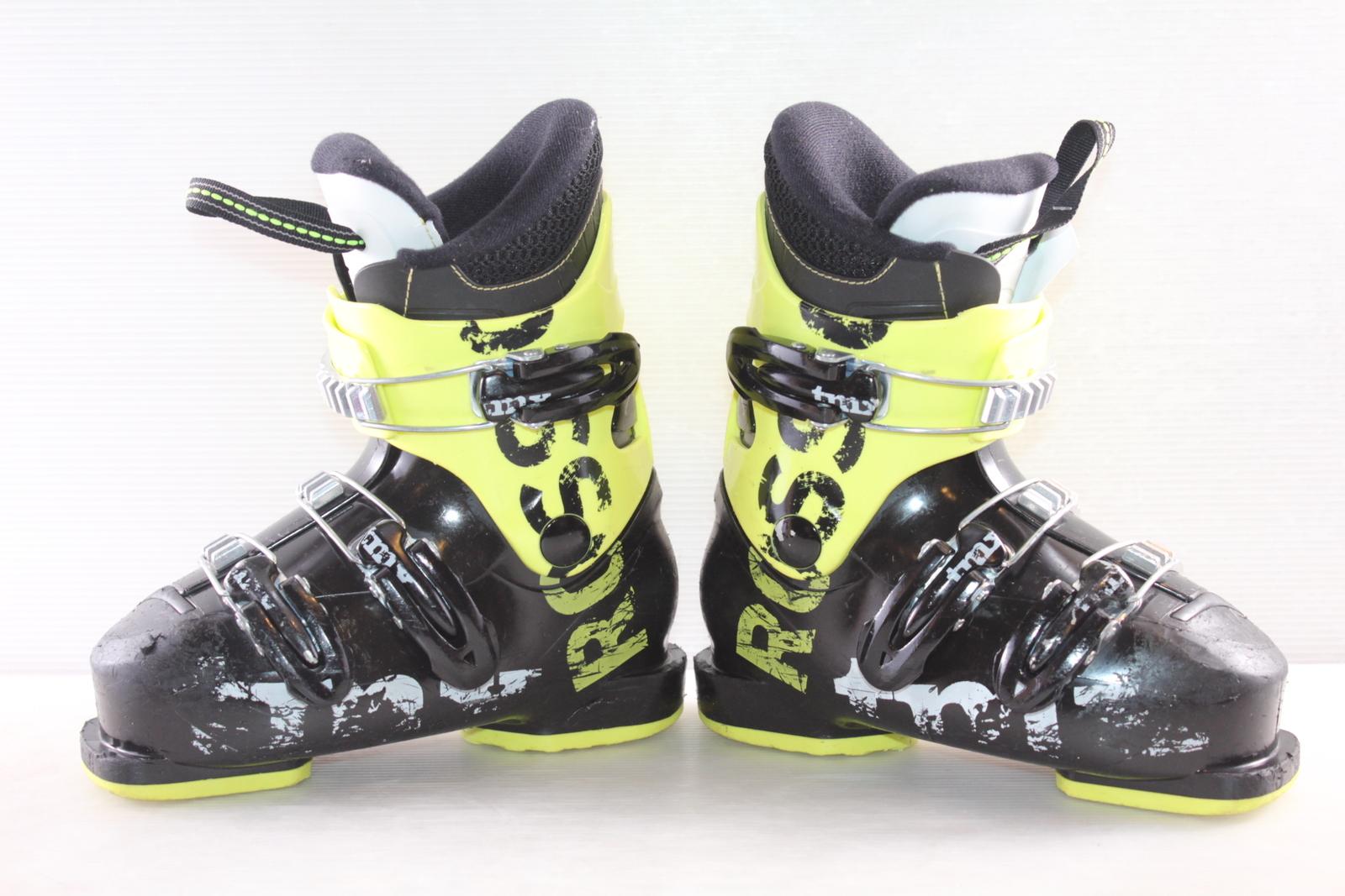 Dětské lyžáky Rossignol TMX J3 vel. EU30.5
