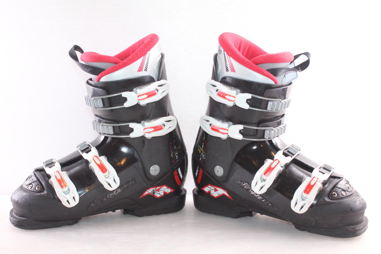 Dětské lyžáky Nordica GPTJ vel. EU40