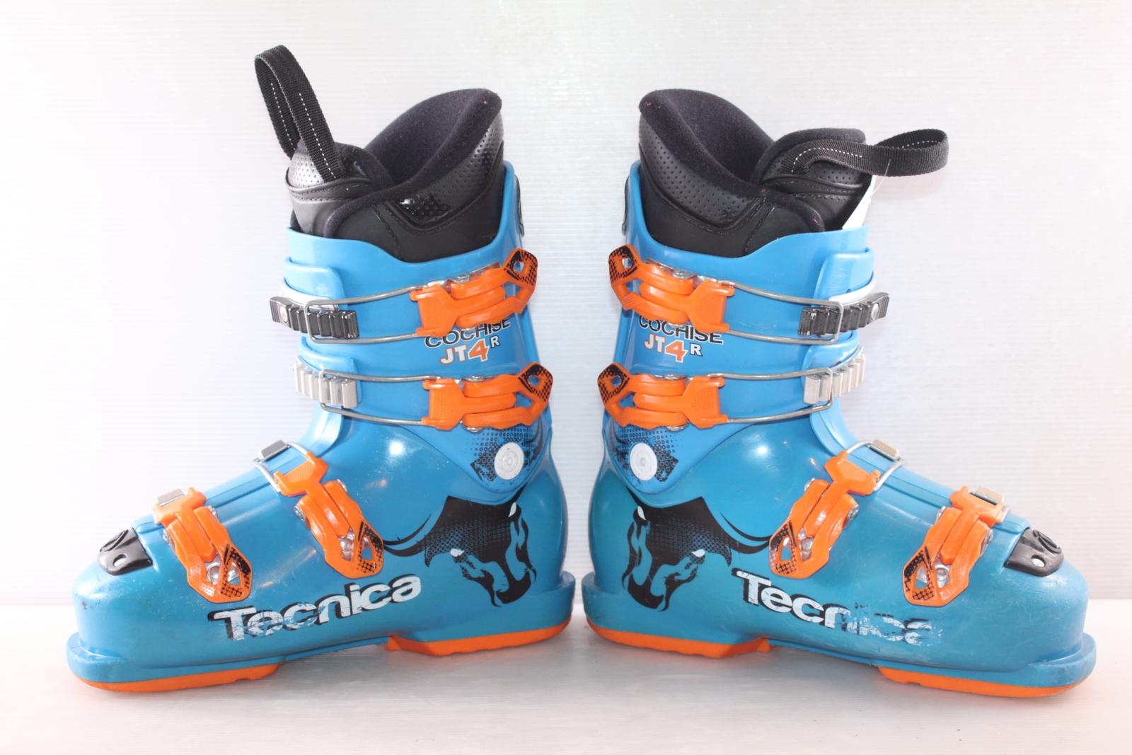 Dětské lyžáky Tecnica Cochise JT 4 R vel. EU37