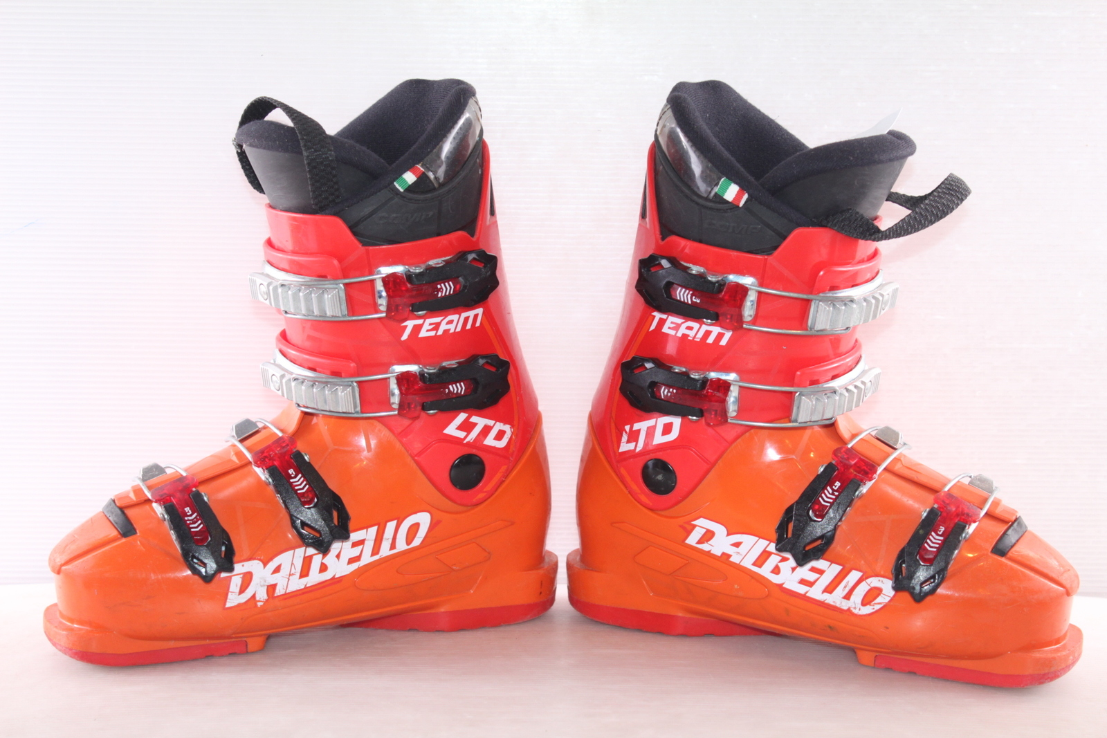 Dětské lyžáky Dalbello Team Ltd vel. EU36.5