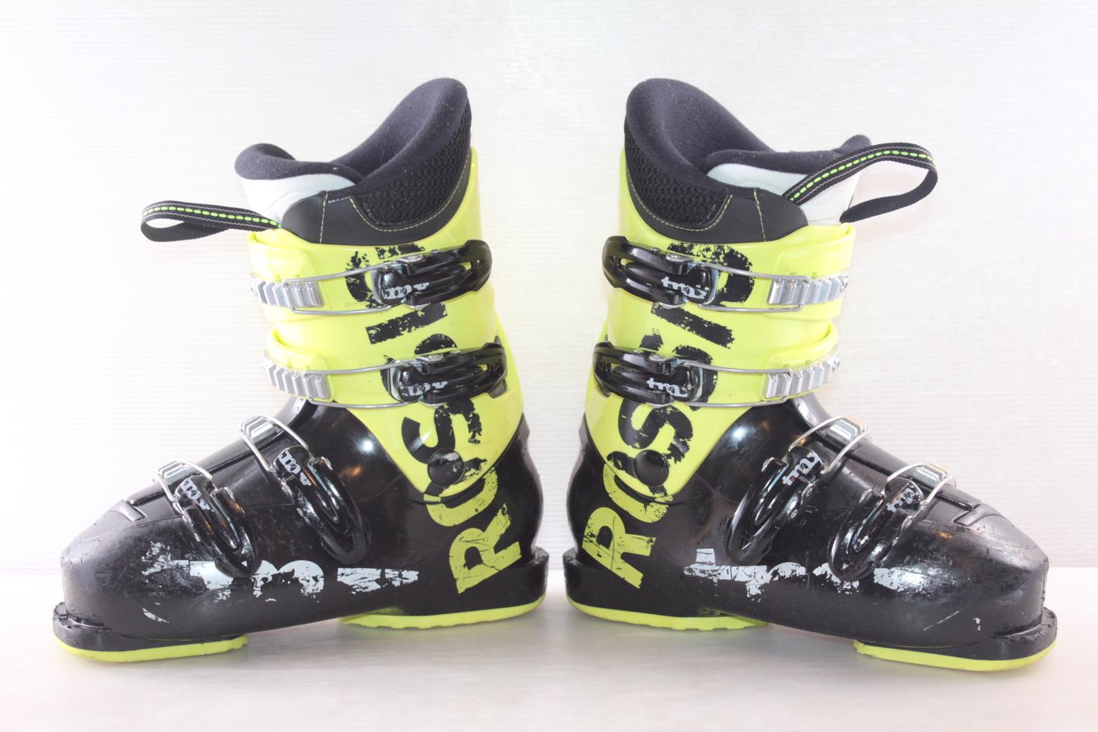 Dětské lyžáky Rossignol TMX J4 vel. EU36.5