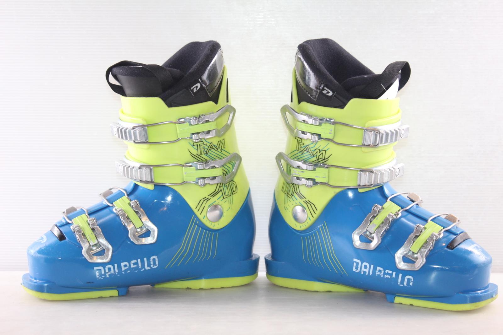 Dětské lyžáky Dalbello Team Ltd vel. EU36
