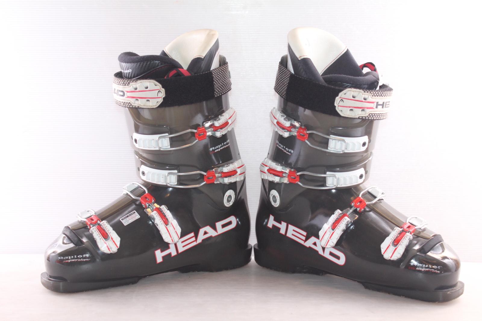 Lyžařské boty Head Raptor 115 Supershape vel. EU44.5 flexe 115