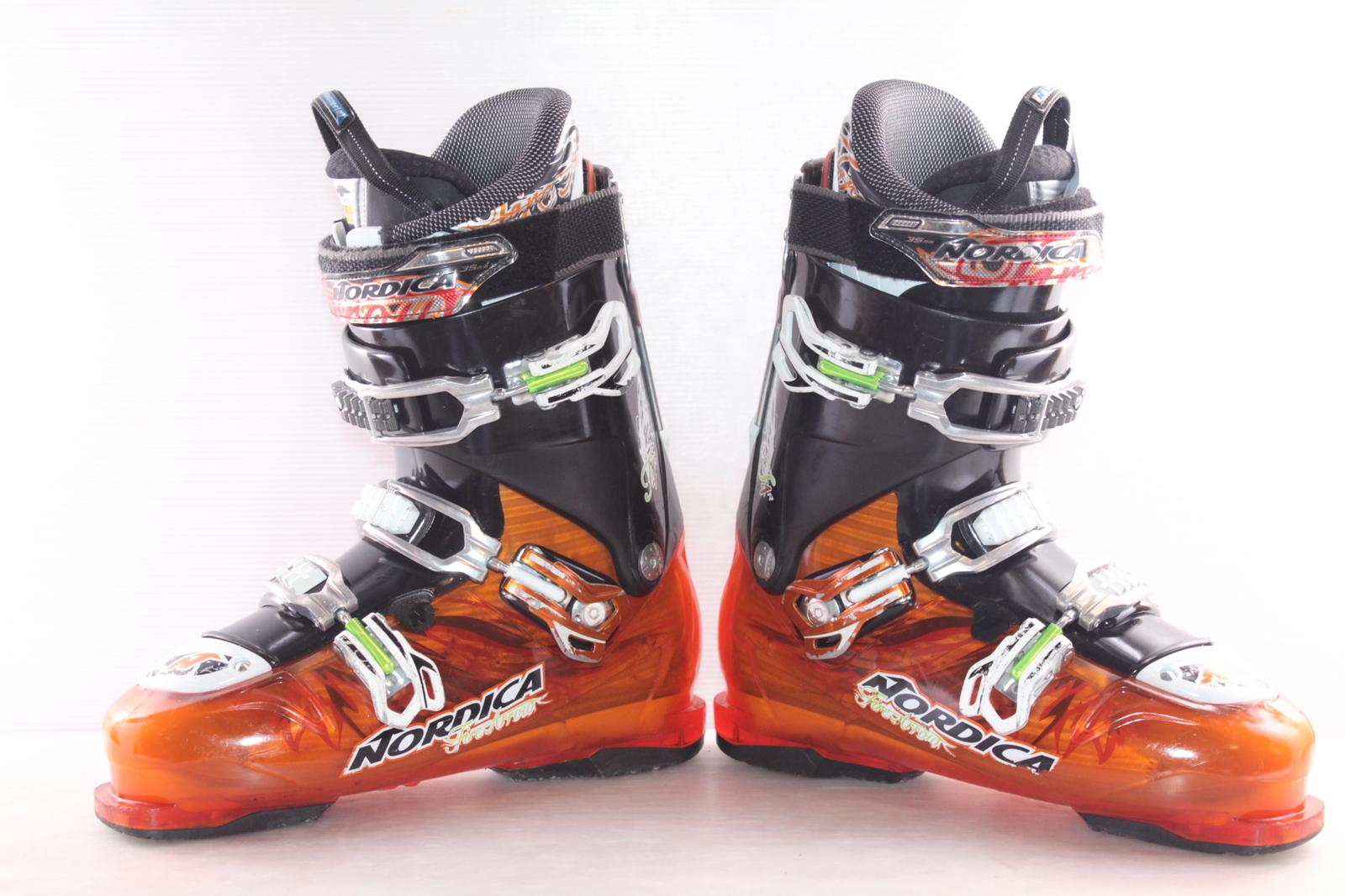 Lyžařské boty Nordica  Fire Arrow F4R vel. EU44.5 flexe 80