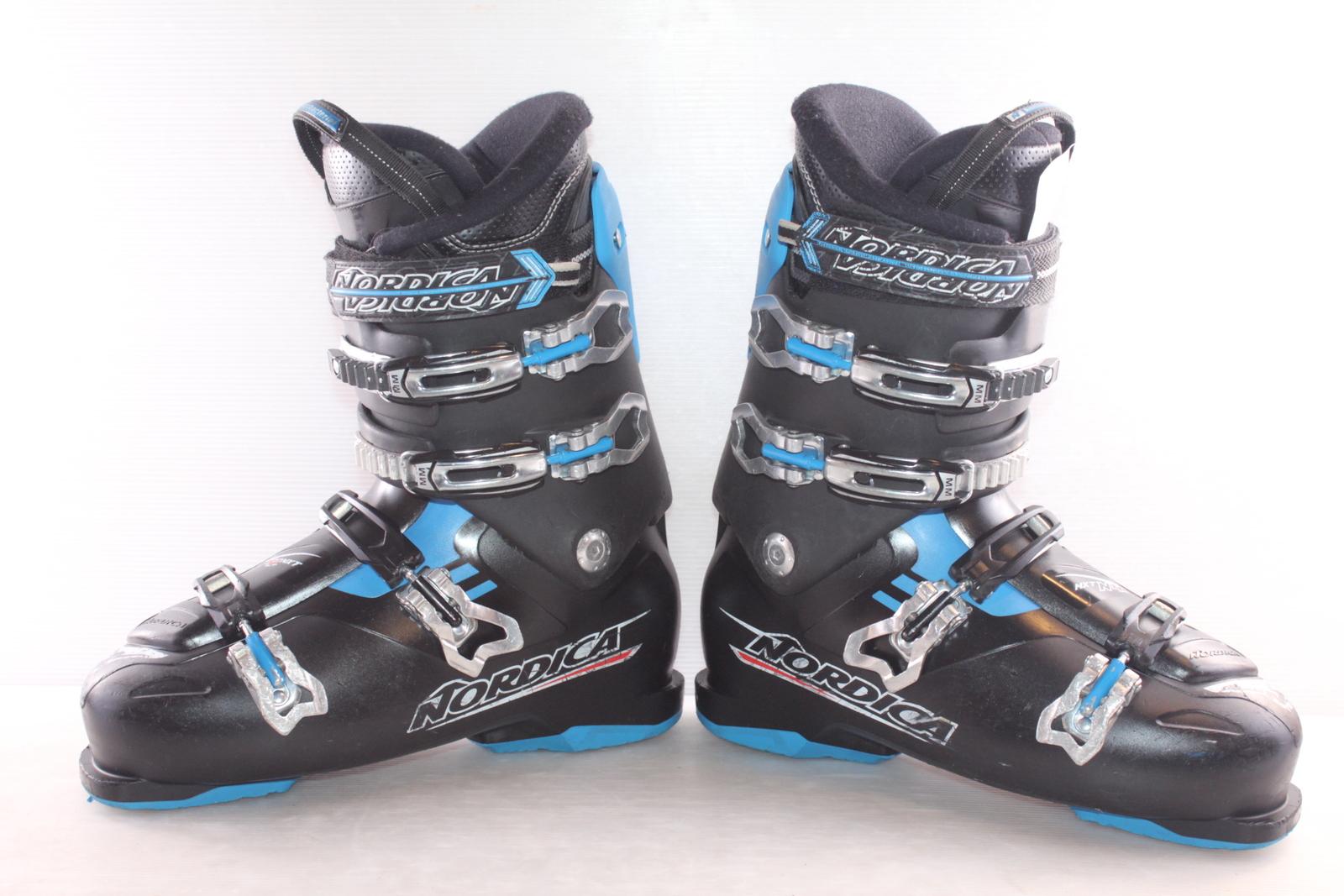 Lyžařské boty Nordica NXT N4R  vel. EU44.5 flexe 80