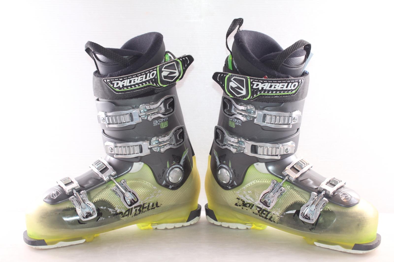 Lyžařské boty Dalbello Avanti LTD ax vel. EU44.5 flexe 85