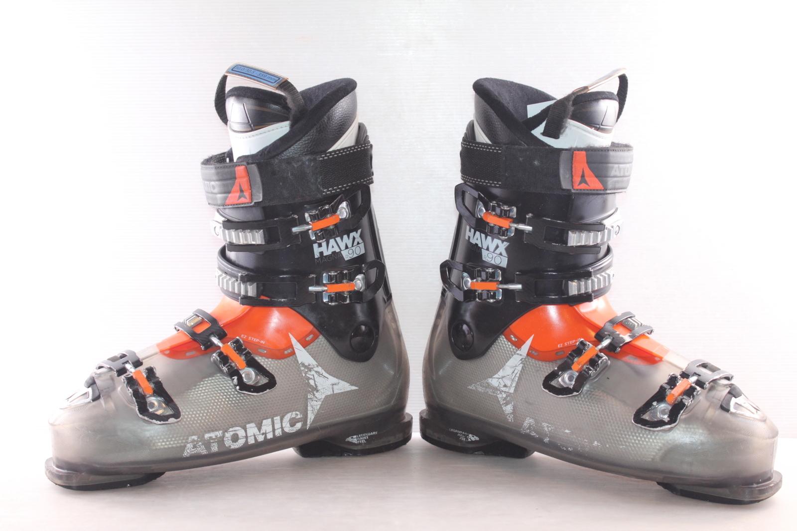 Lyžařské boty Atomic Hawx Magna R90 vel. EU46.5 flexe 90