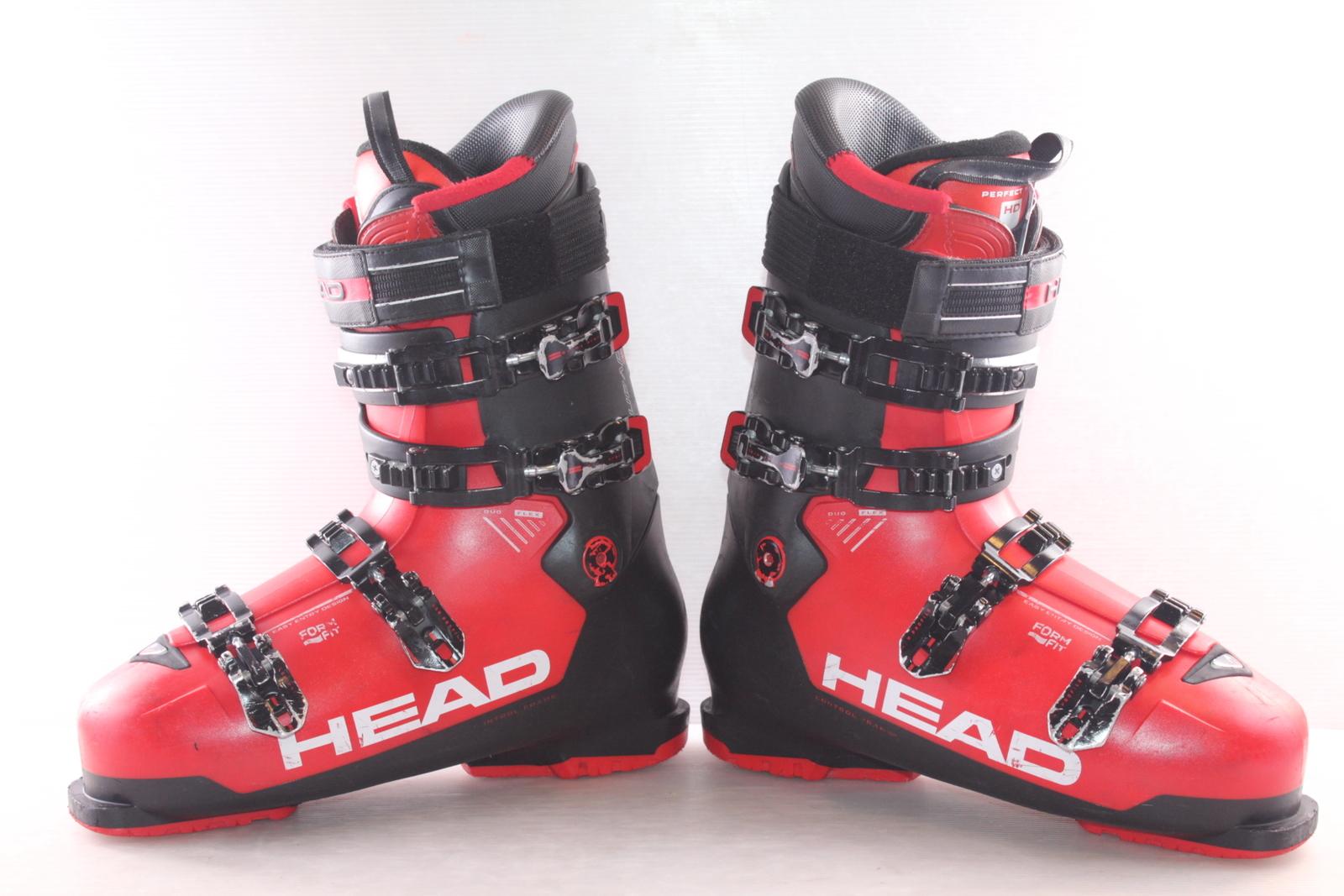 Lyžařské boty Head Advant Edge 105 vel. EU46.5 flexe 105