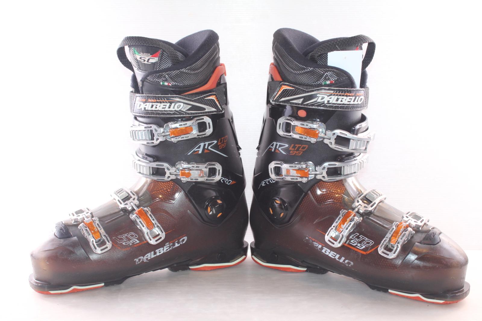 Lyžařské boty Dalbello Aerro LTD 99 vel. EU46.5 flexe 90