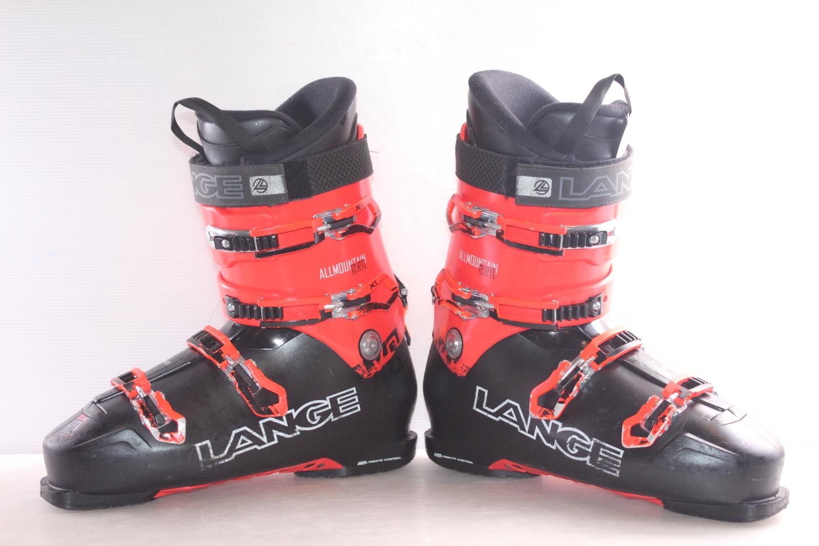 Lyžařské boty Lange All Mountain XC RTL vel. EU46 flexe 90
