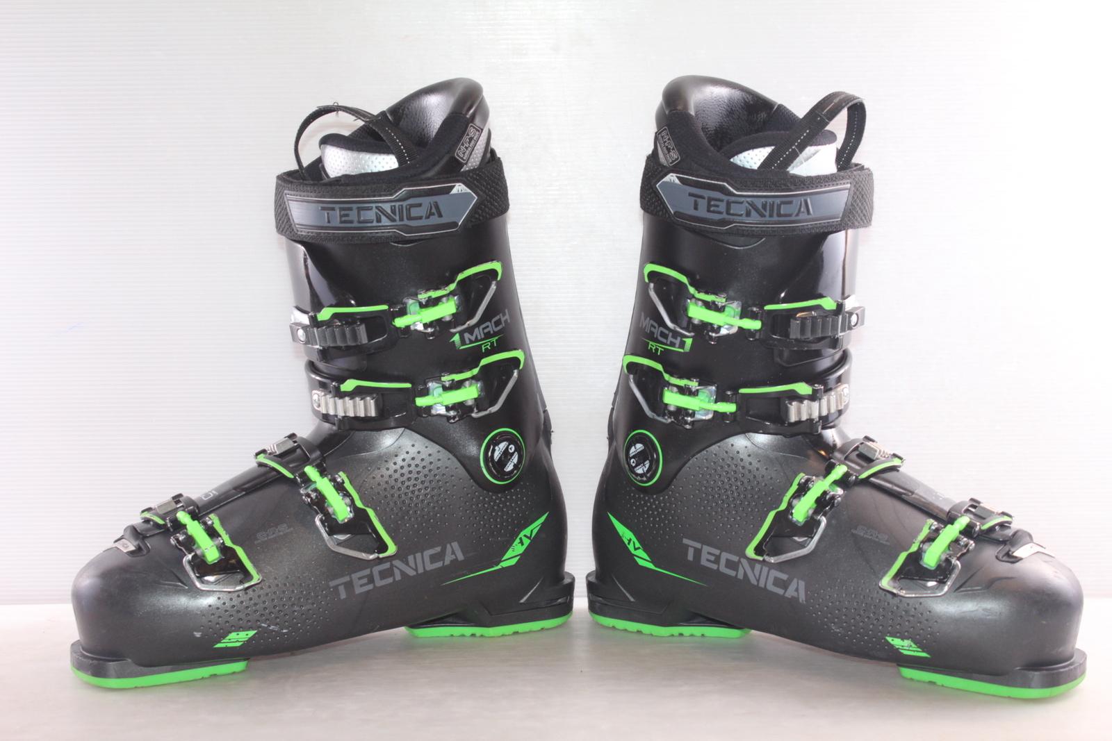 Lyžařské boty Tecnica Mach RT 1 vel. EU46 flexe 100