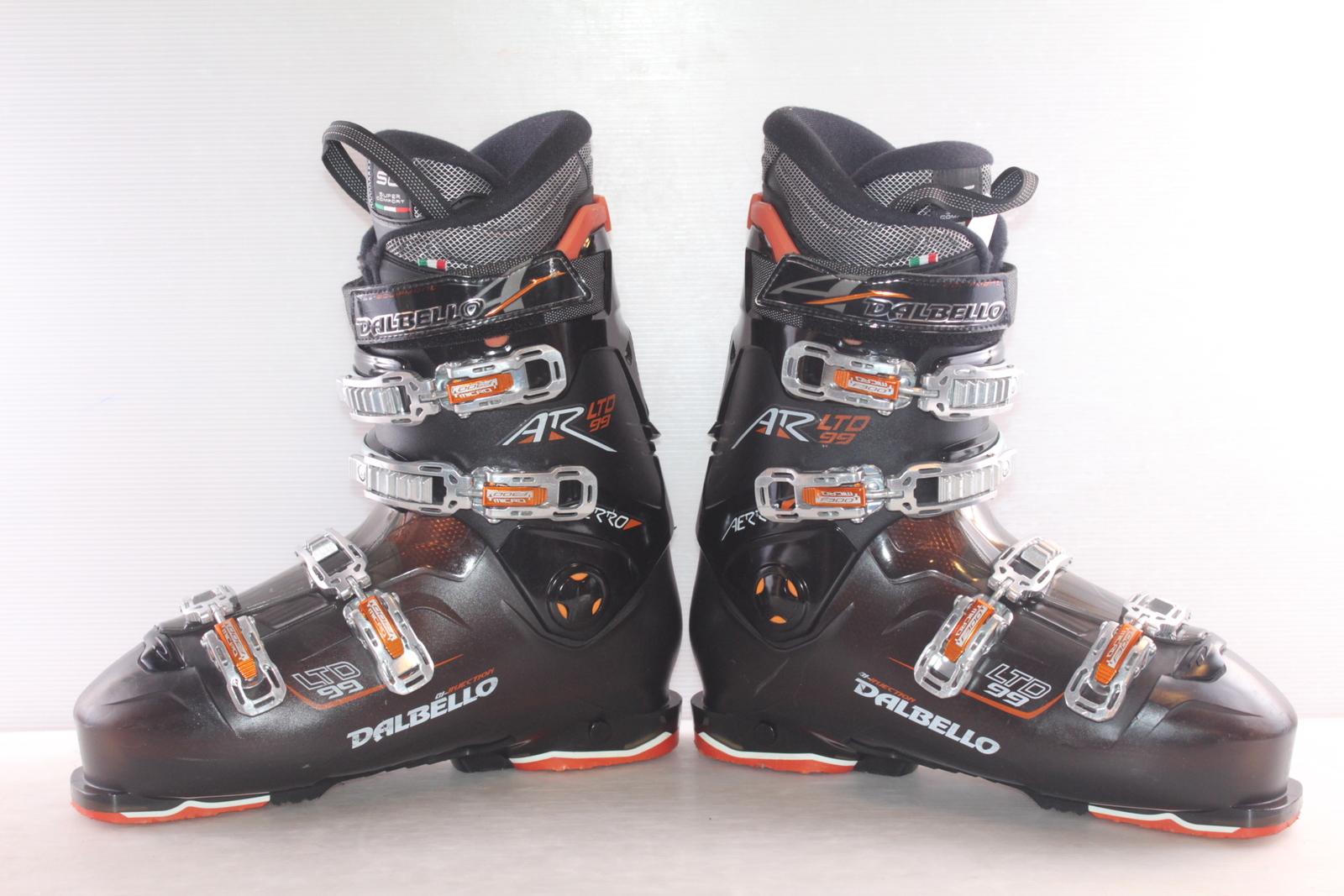 Lyžařské boty Dalbello AR Ltd 99 vel. EU46 flexe 90