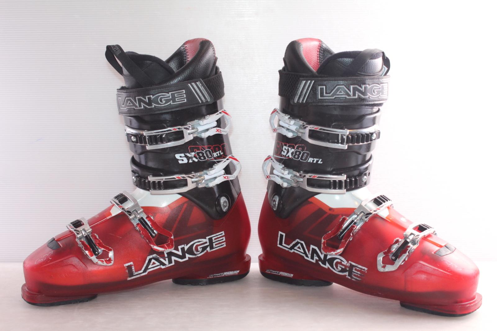 Lyžařské boty Lange SX 80 RTL vel. EU45 flexe 80