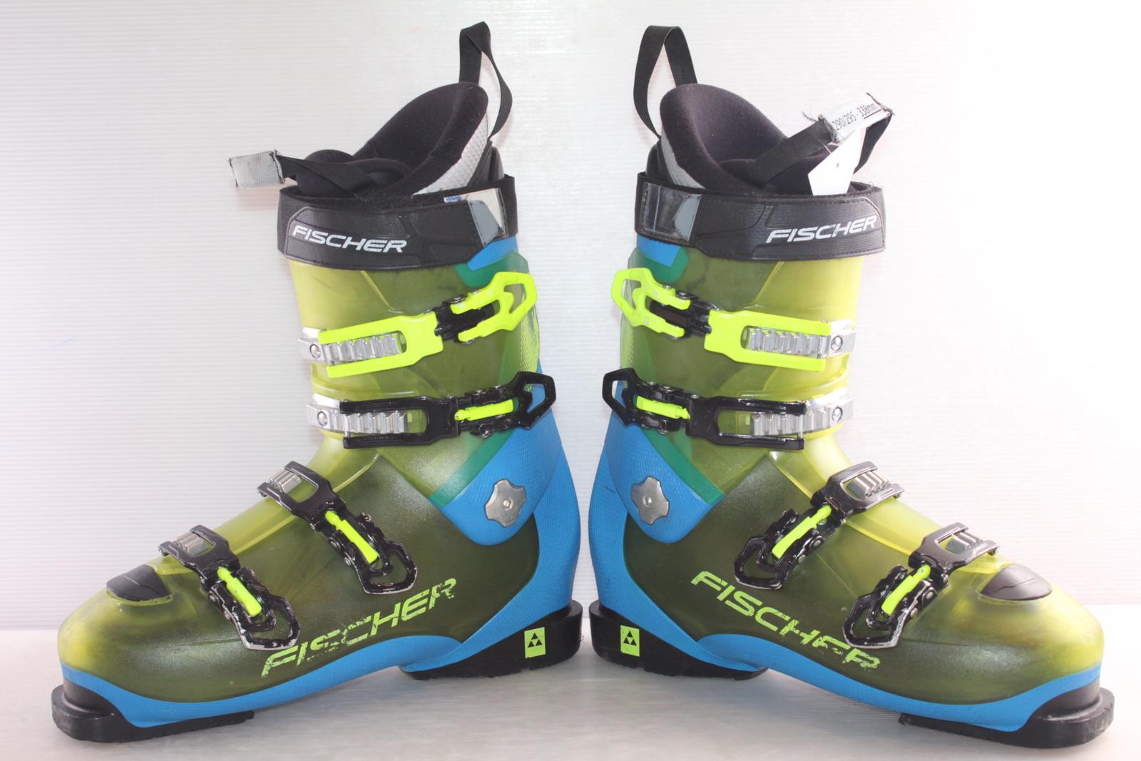 Lyžařské boty Fischer RC PRO 90 XTR vel. EU45 flexe 90